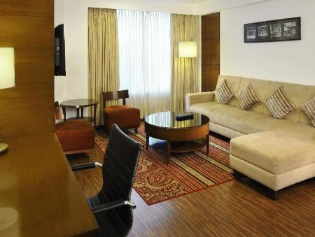 Interior view Four Points by Sheraton Ahmedabad