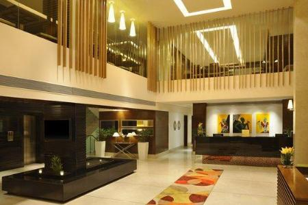 Lobby Four Points by Sheraton Ahmedabad