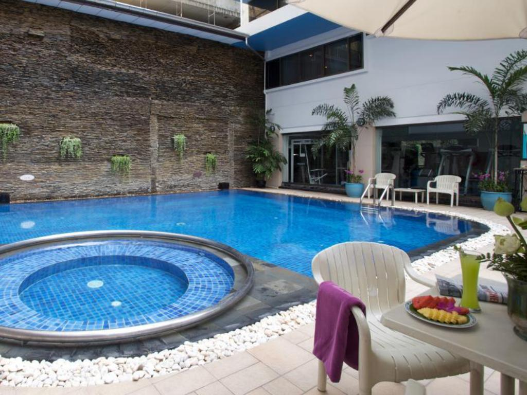 Best Price On Kingston Suites Hotel Bangkok In Bangkok Reviews