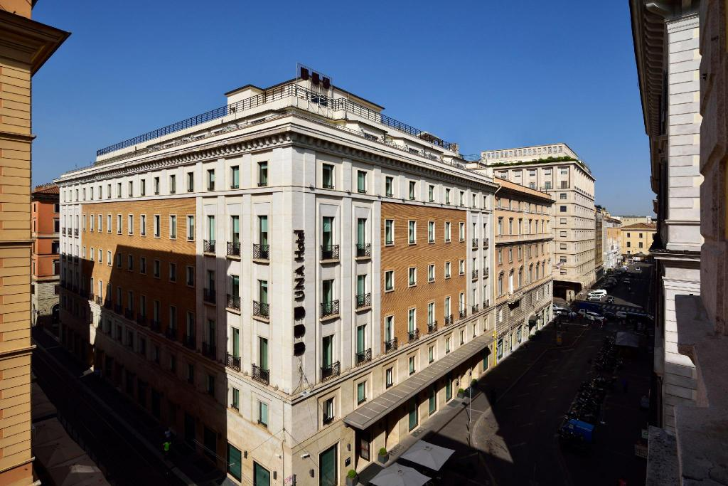 Unahotels Decò Roma In Rome Room Deals Photos Reviews