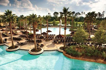 Swimming pool [outdoor] Hilton Orlando Bonnet Creek Resort
