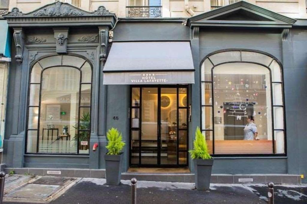 Best Price on Villa Lafayette Paris IX in Paris + Reviews!