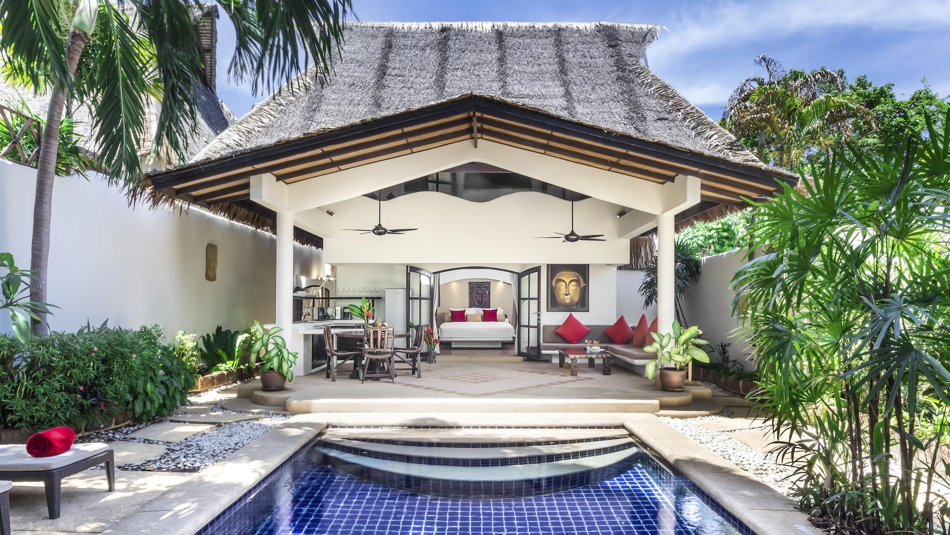 2-Bedroom Tropical Pool Villa