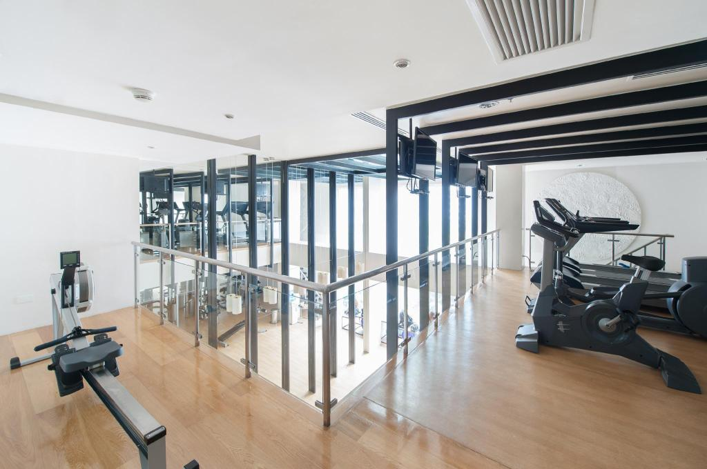 Fitness center The Picasso Boutique Serviced Residences Managed by HII