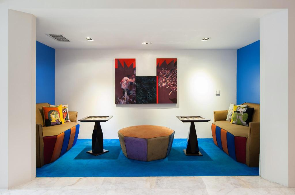 Lobby The Picasso Boutique Serviced Residences Managed by HII