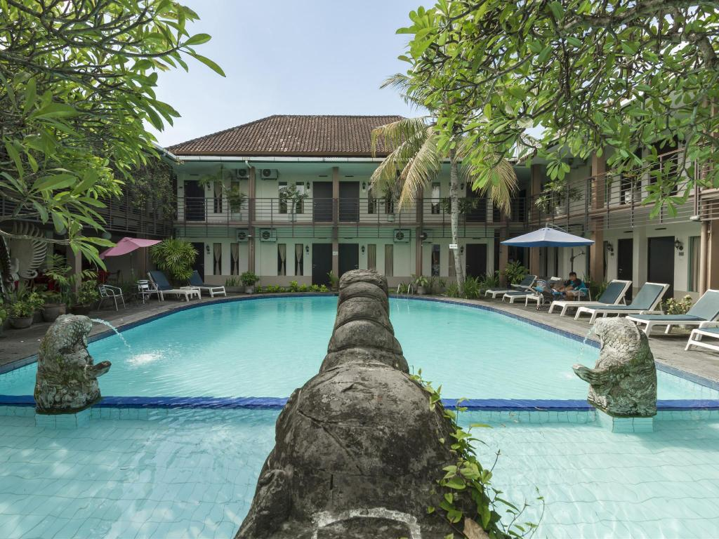 Swimming pool [kids] Sanur Agung Hotel