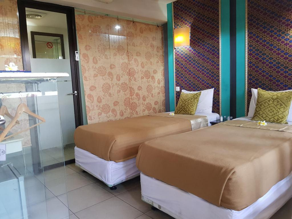 Superior Room - Bed Sanur Agung Hotel