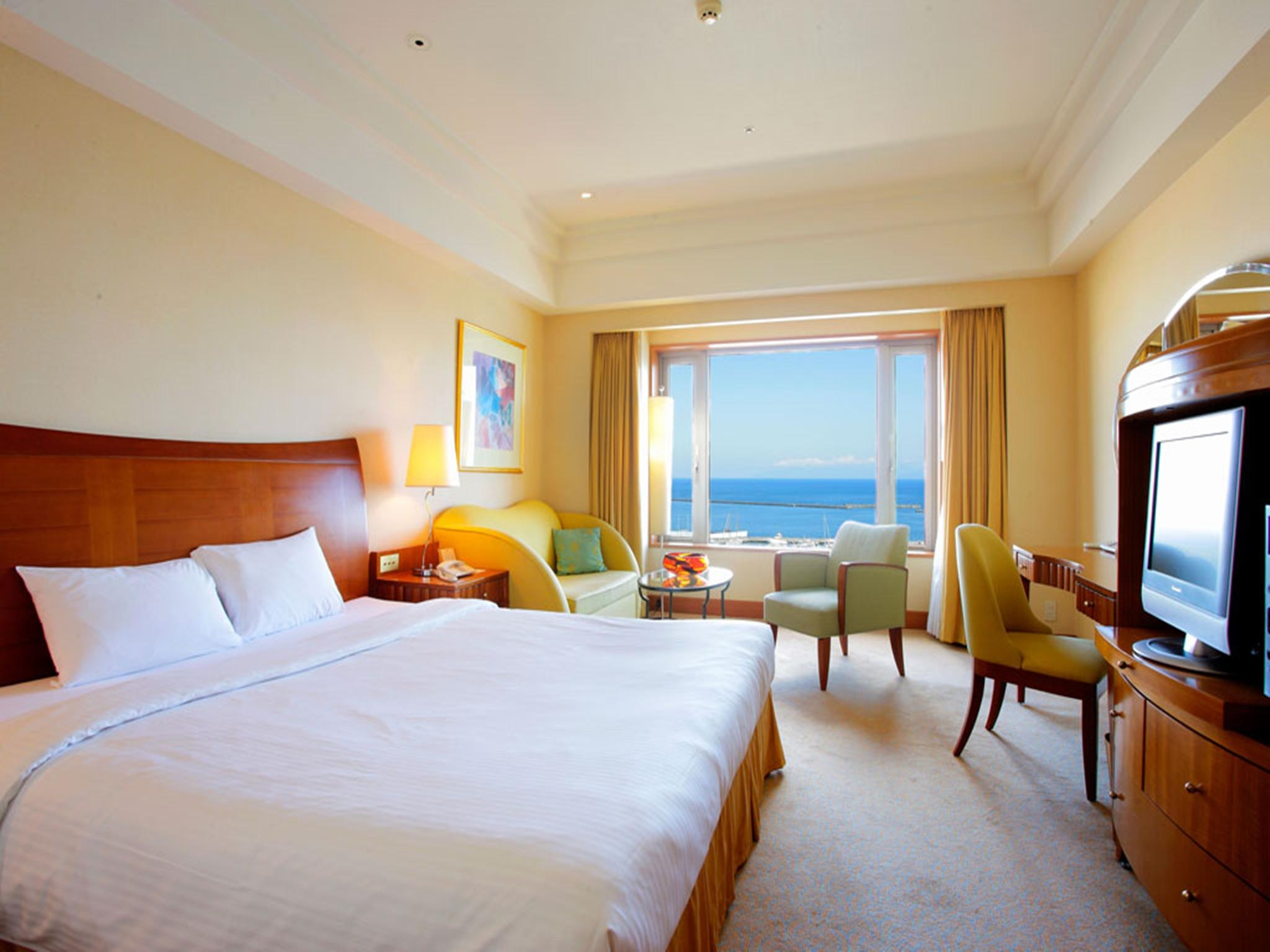 Deluxe Ocean View Double Room - Smoking