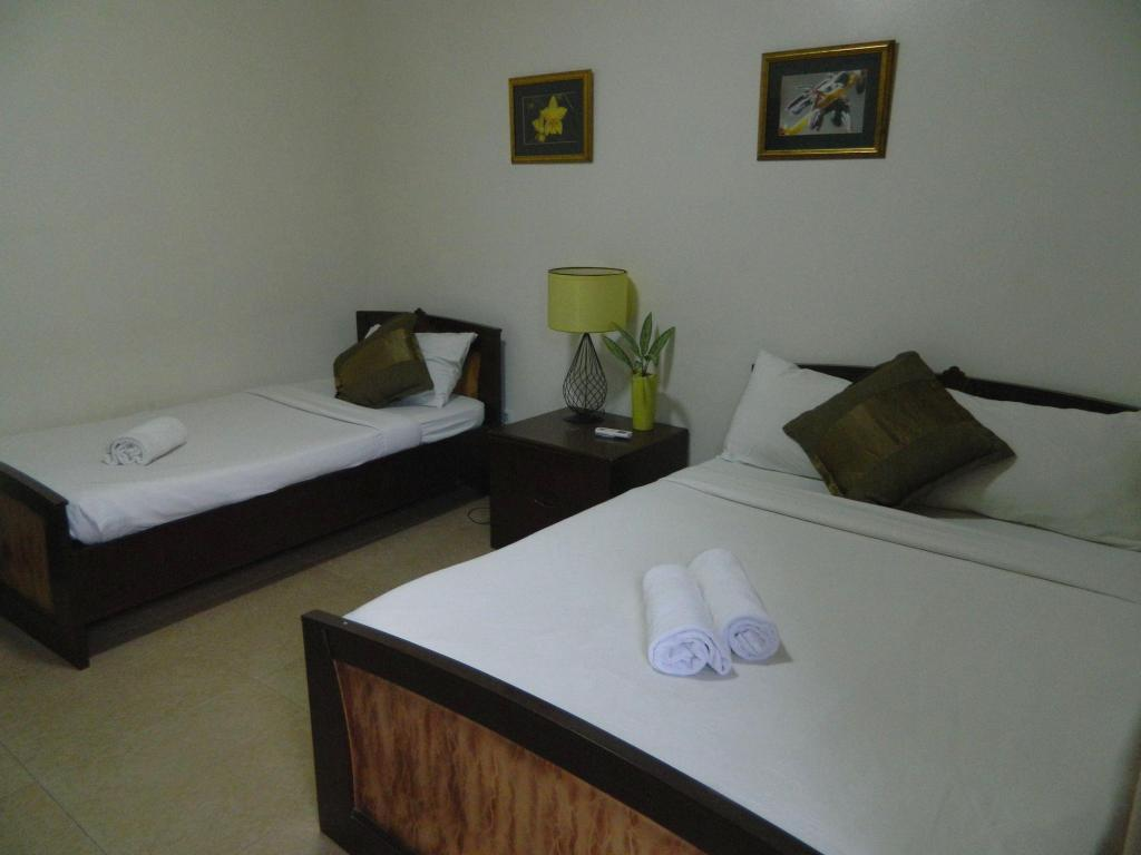 Superior - 2 Adults - Bed Residencia Boracay Hotel