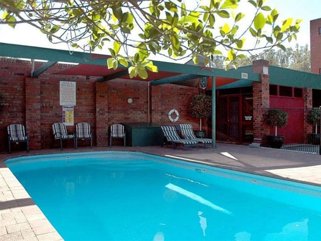Swimming pool [outdoor] Echuca Nirebo Hotel