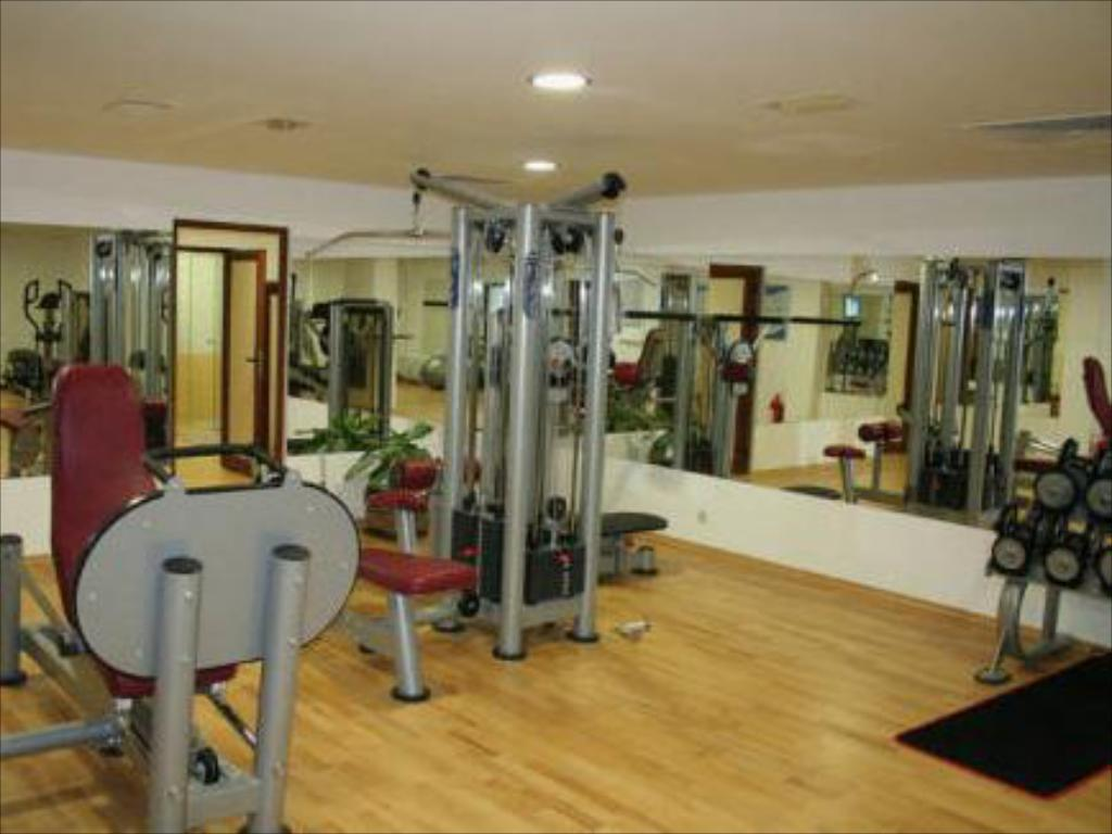 Fitness center Regnum Bansko Apart Hotel & SPA