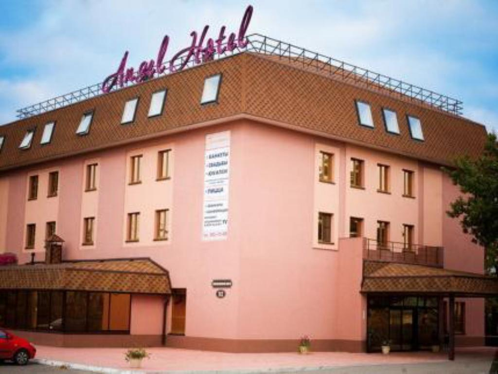 More about Angel Hotel