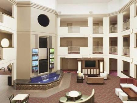 Lobby Country Inn & Suites by Radisson San Carlos CA