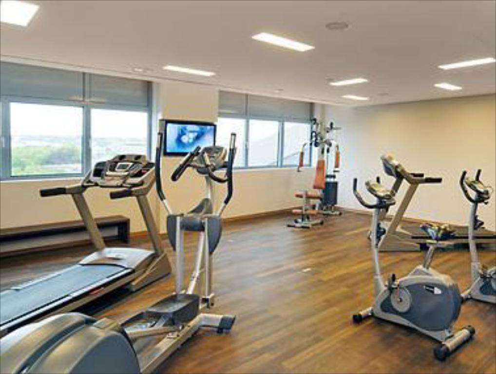 Fitnesa centrs Atlantic Congress Hotel Essen
