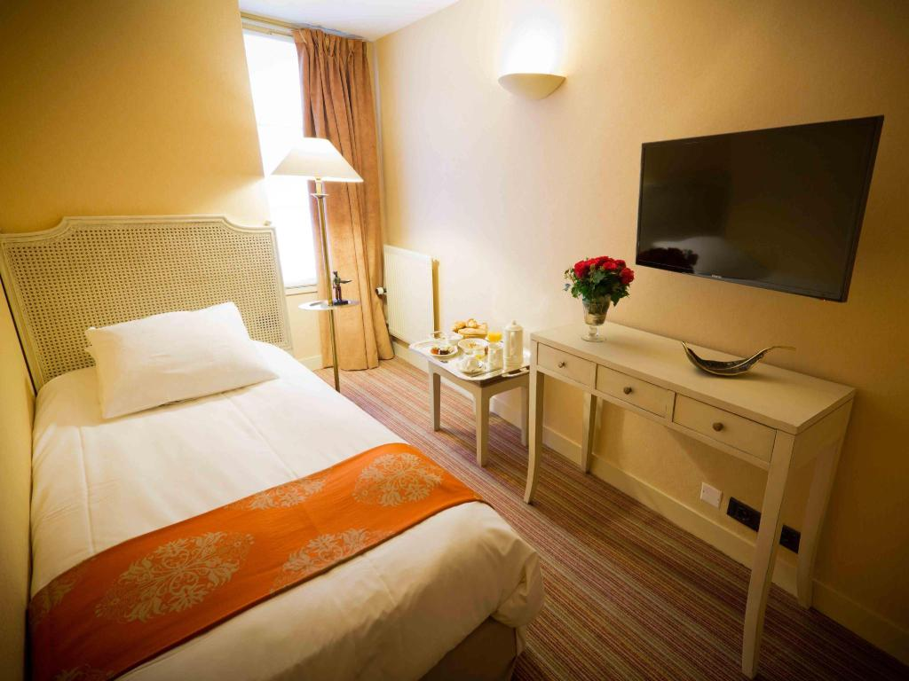 Single Room - Guestroom Hotel Champerret Heliopolis