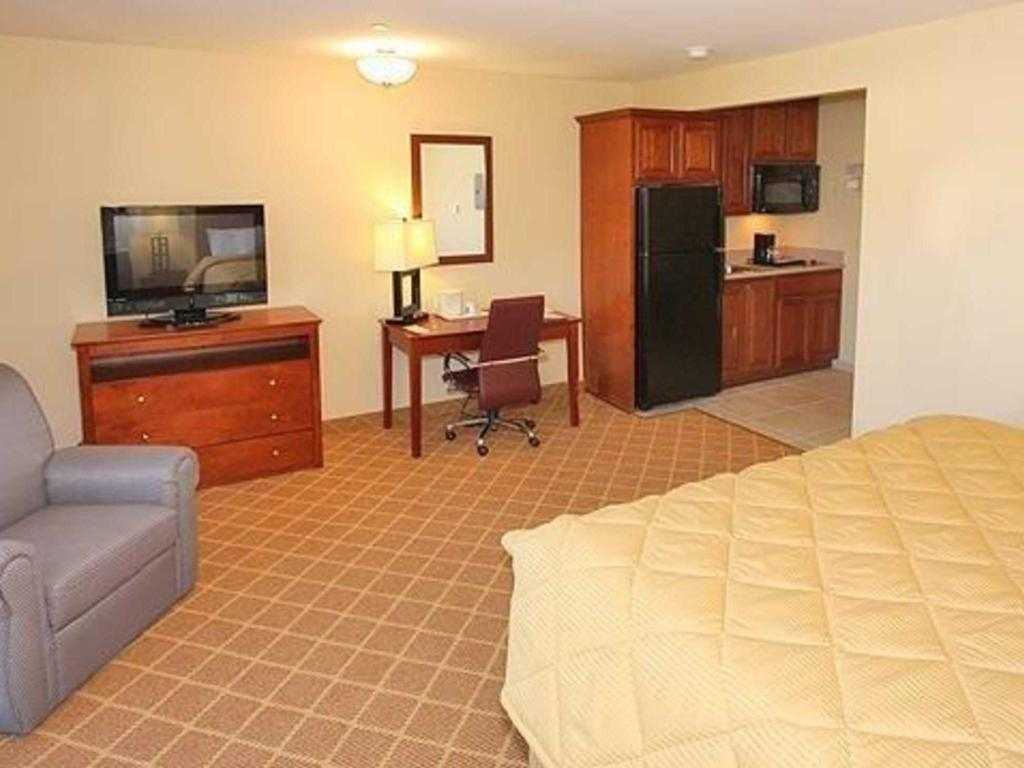 1 Bedroom Classic - Bed Comfort Inn Cockatoo Near LAX Airport