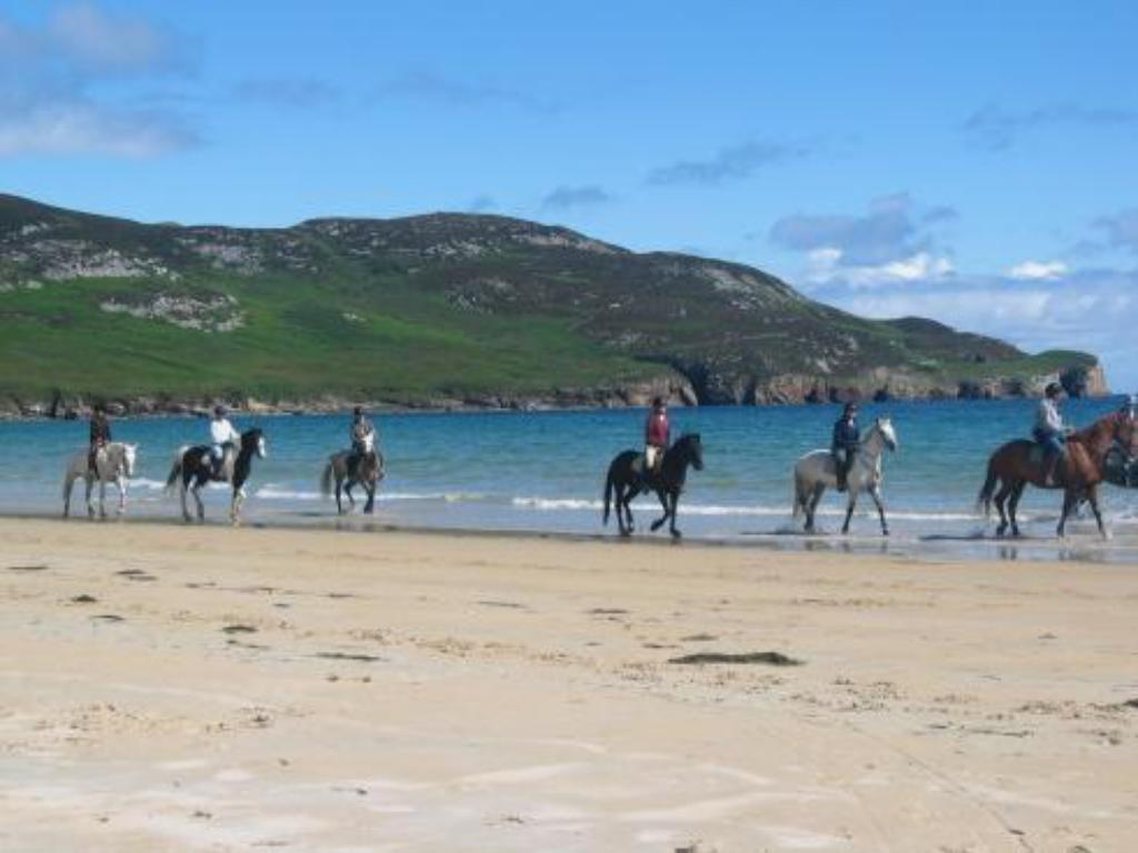 Spiaggia Arnolds Hotel & Riding Stables