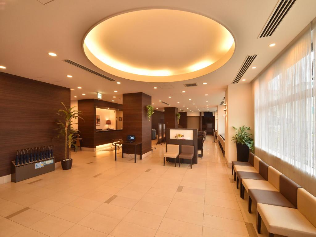 Lobby Dormy Inn Tomakomai Natural Hot Spring