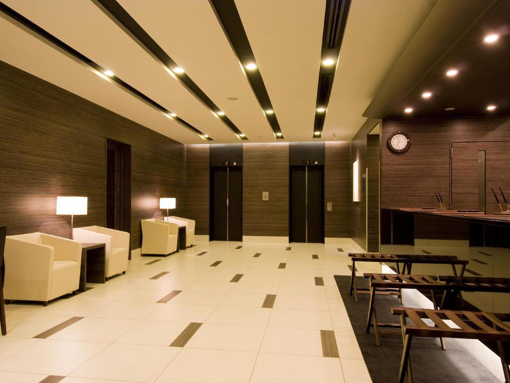 Lobby Dormy Inn Hakata Gion Natural Hot Spring