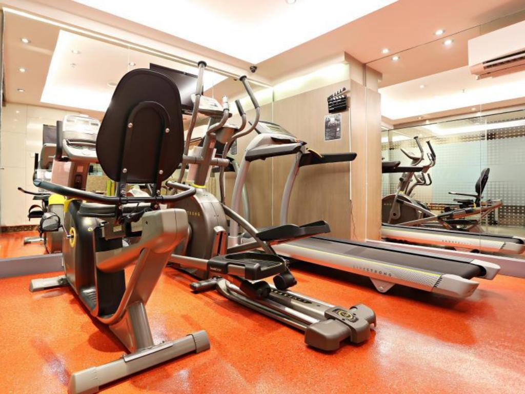 fitnesscenter V Residence Hotel and Serviced Apartment