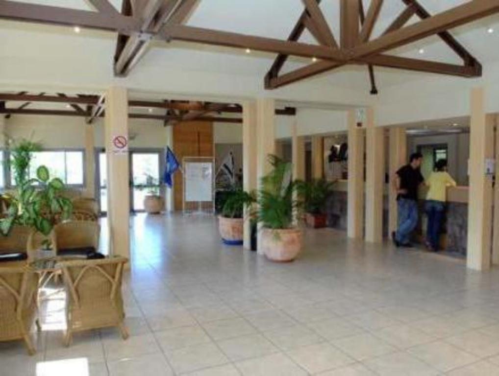 Lobby Ein Gev Kibbutz Holiday Village by KHC