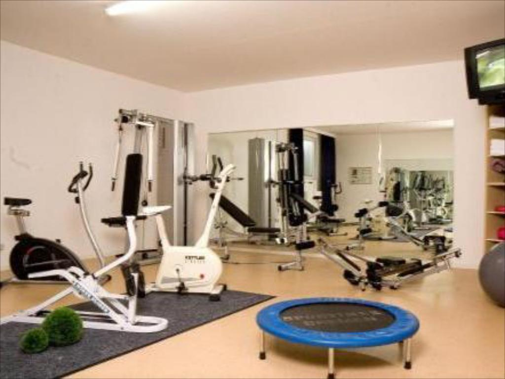 fitness centrum Fairway Hotel