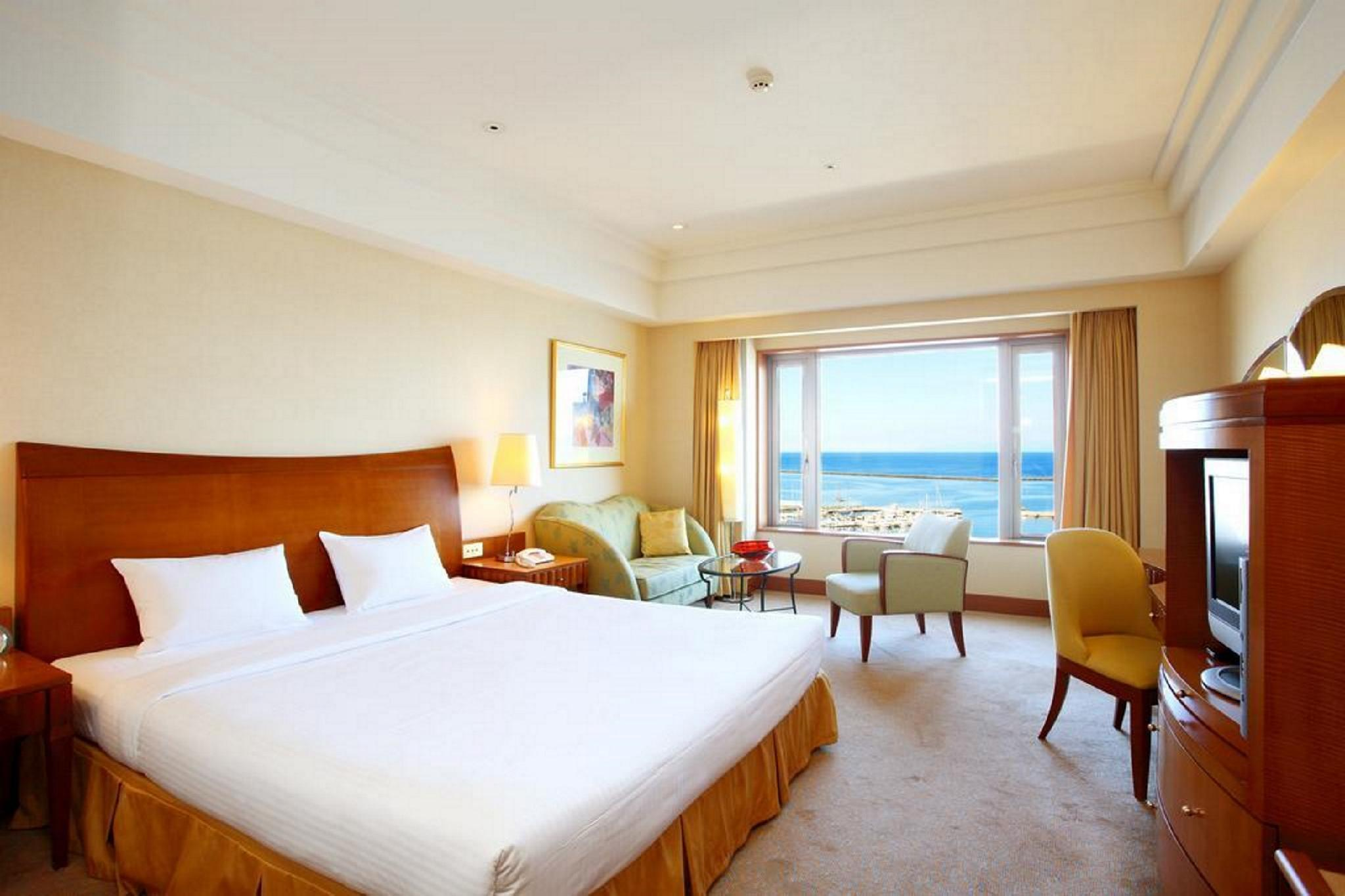 Superior Ocean View Double Room - Smoking