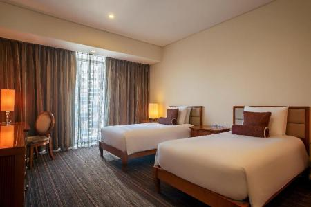 2 Bedroom Executive Suite  - Bed Joy Nostalg Hotel & Suites Managed by Accorhotels