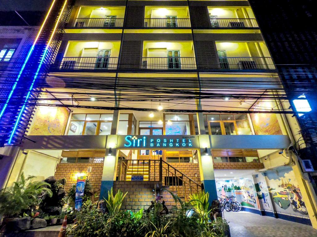 08030b5df Siri Poshtel Bangkok in Thailand - Room Deals, Photos & Reviews