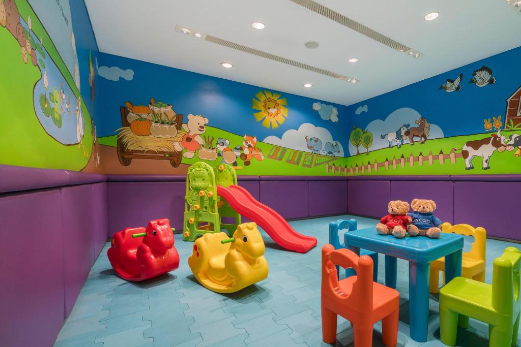 Kids areas Somerset Sukhumvit Thonglor Bangkok
