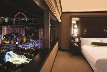 Studio Suite - Guestroom Vdara Hotel & Spa at ARIA Las Vegas