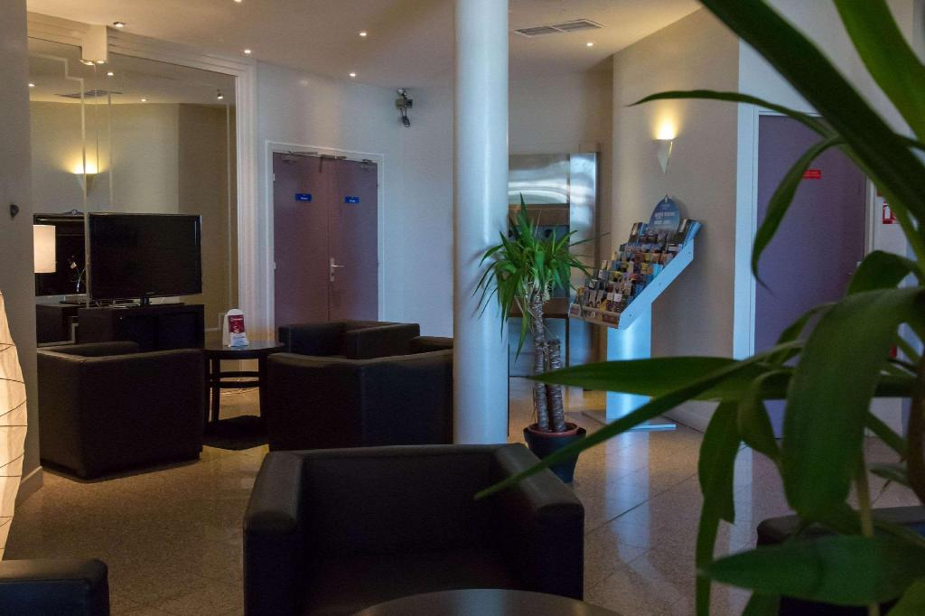 Lobby Comfort Hotel Toulouse Sud
