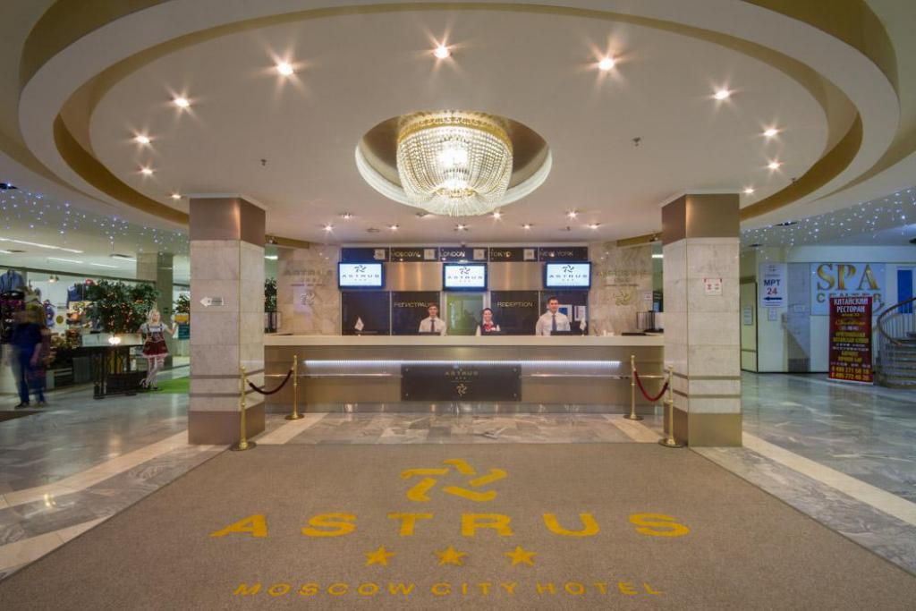 Astrus Hotel Moscow