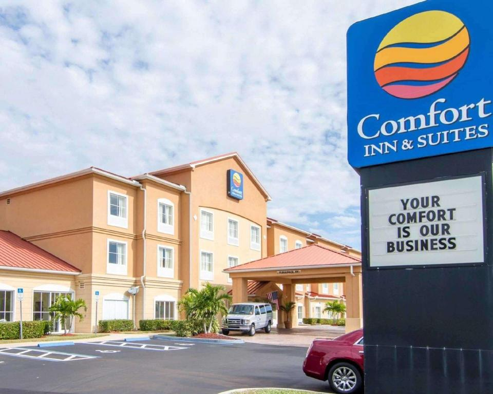 More about Comfort Inn & Suites Airport