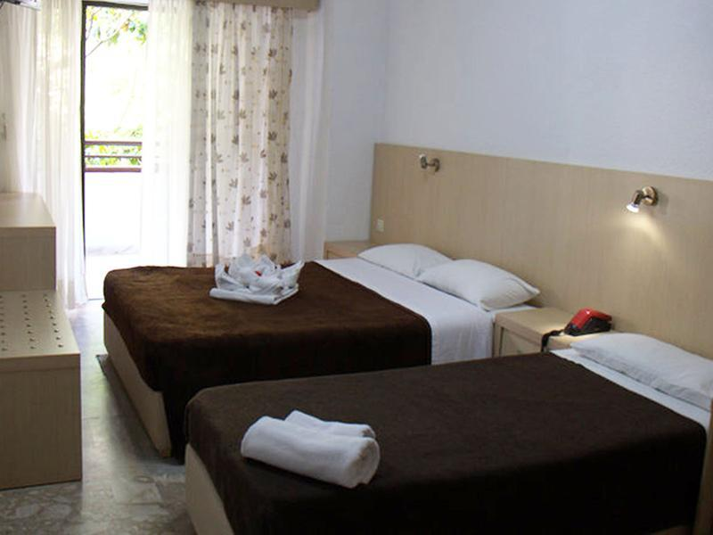 Double Room - Halfboard Included