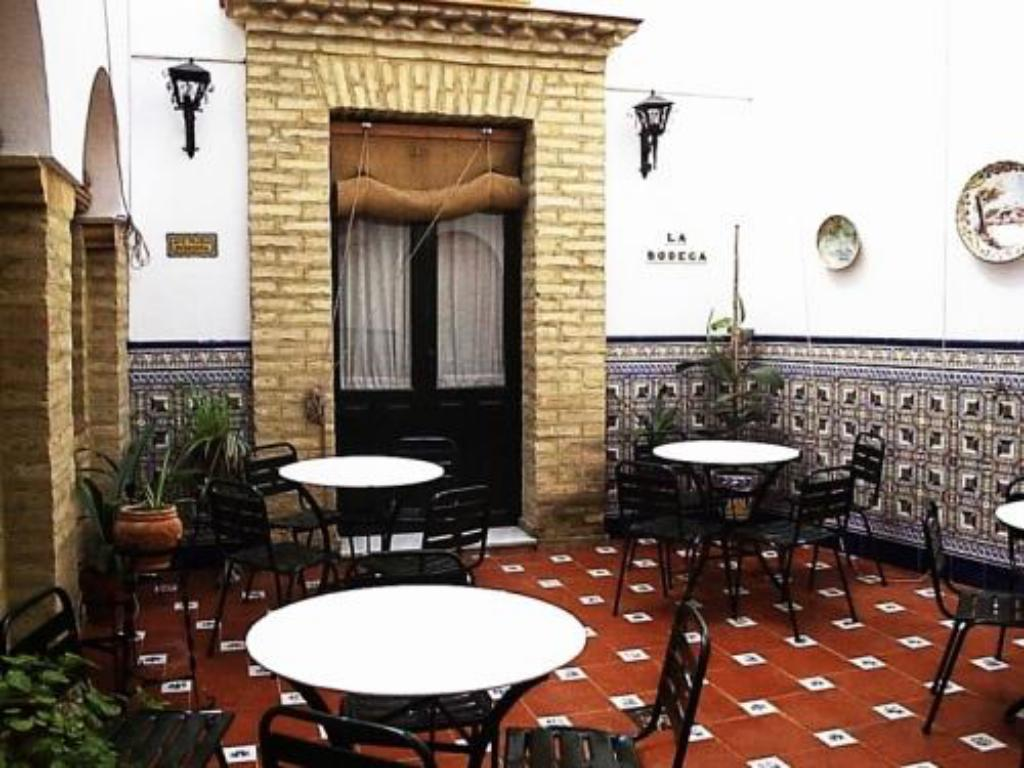 Balcony/terrace Hostal Bellido