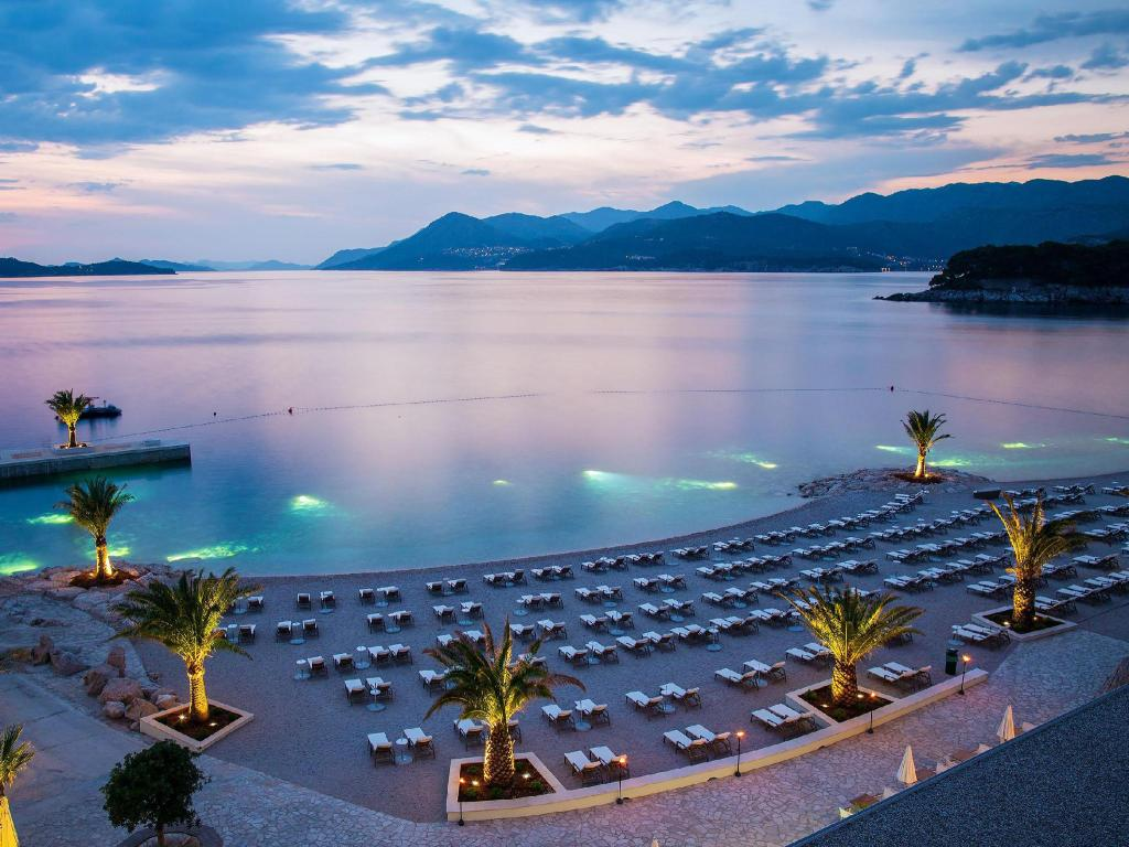 Beach Valamar Collection Dubrovnik President Hotel
