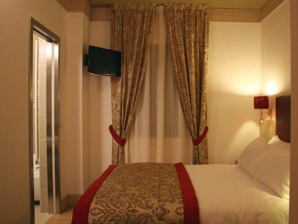Double Room with Valley View and Spa Access