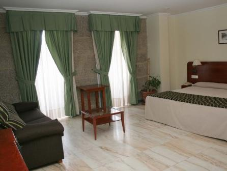 Quarto Duplo ou Twin Superior com vista para o mar (Superior Double or Twin Room with Sea View)