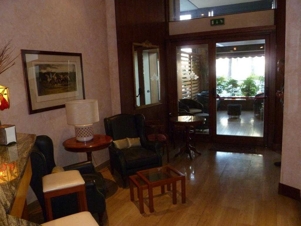 Interior view Hotel Astoria Gallarate