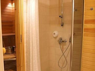 Standard Twin Room with Sauna