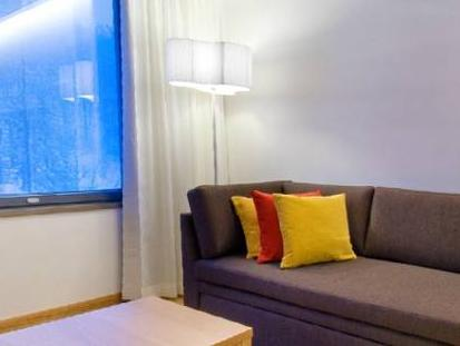 Apartmá typu Junior se saunou (Junior Suite with Sauna)