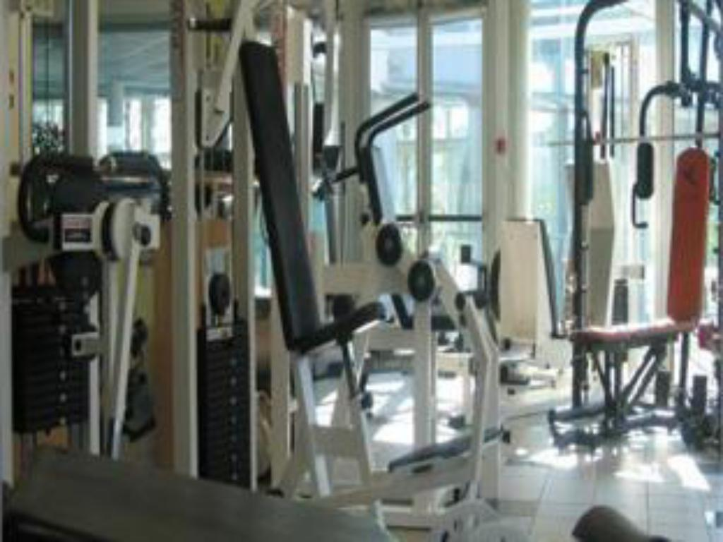 Fitness center Hotel Restaurant Les Sittelles