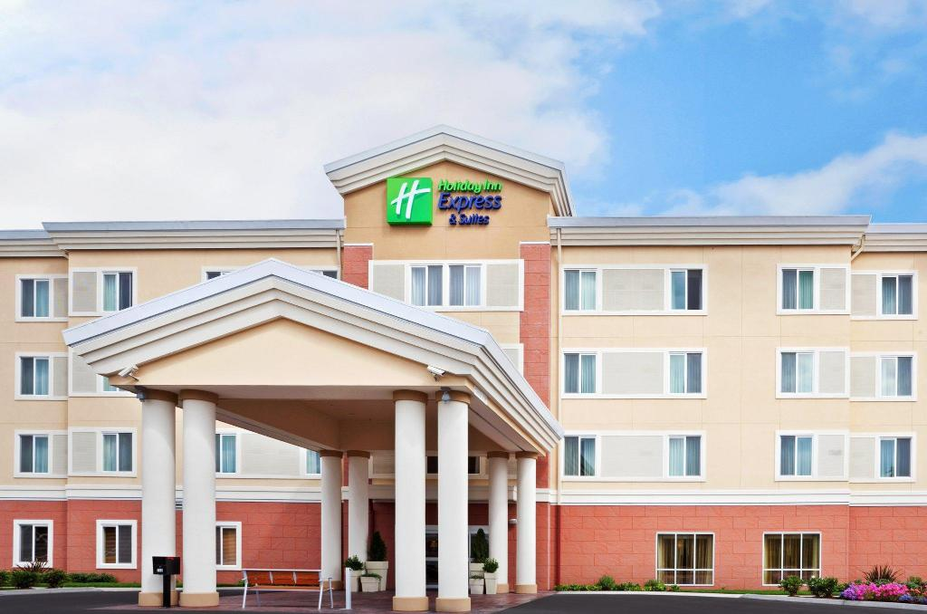 Holiday Inn Express Hotel Suites Chehalis Centralia