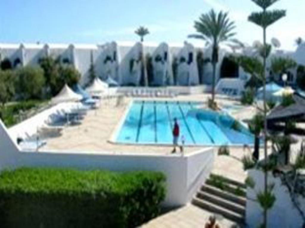 Swimming pool Jasmina Playa Hotel