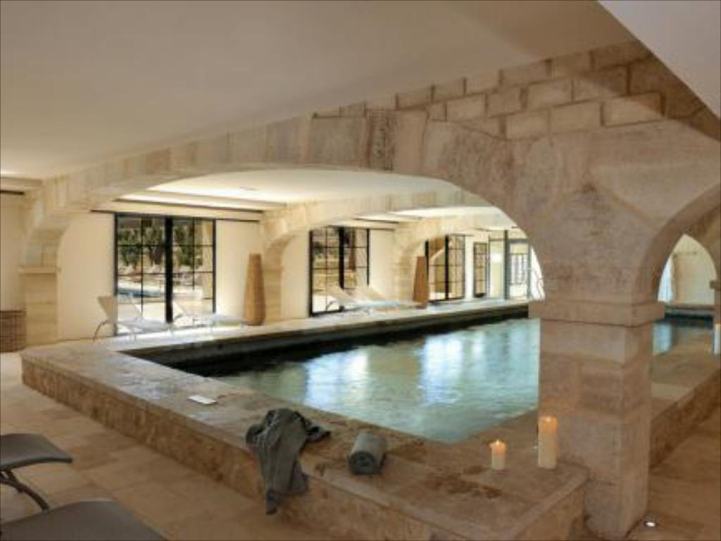 Swimming pool Les Jardins De Saint Benoit Residence
