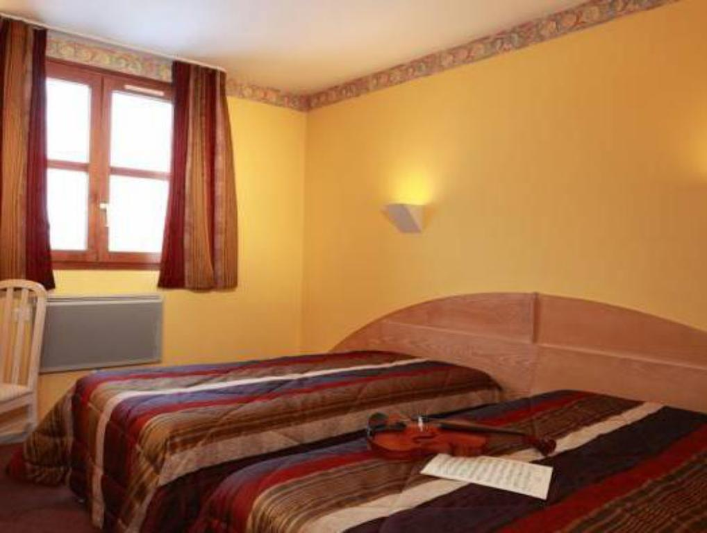 Double Room Logis Le Luth