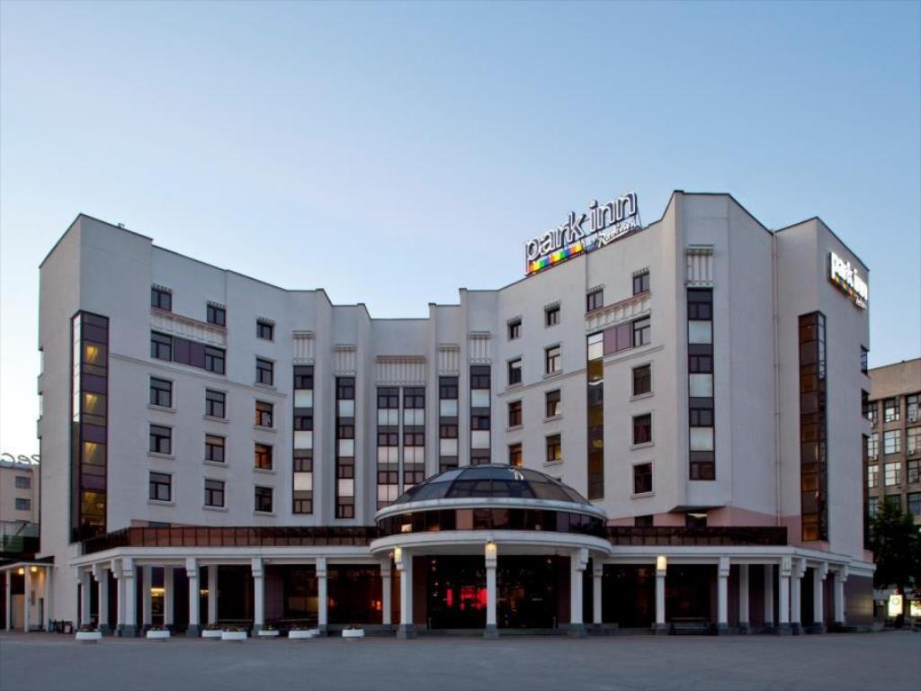 Pandangan Park Inn by Radisson Ekaterinburg