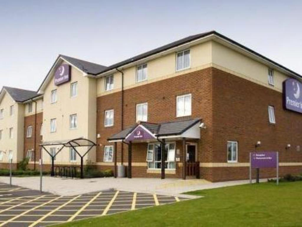 Exterior view Premier Inn North Shields - Ferry Terminal