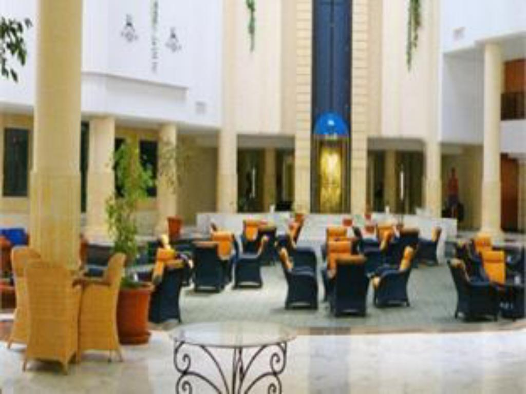 Lobby Primalife Imperial Park Hotel